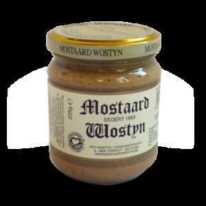 Mostaard Wostyn 225g