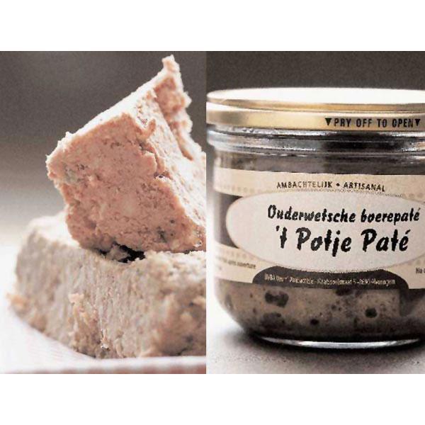 Potje Paté Oud