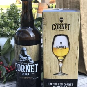 Cornet Met Glas